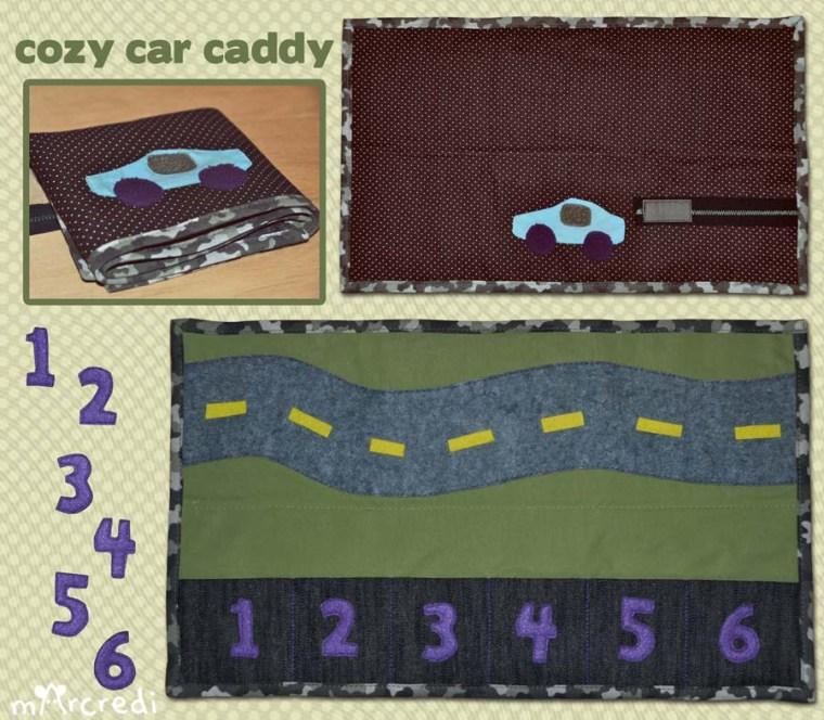 cosy car marron blog
