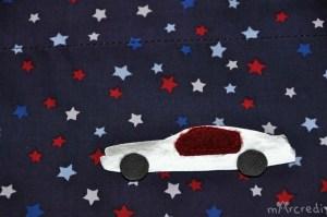 cosy car stars car