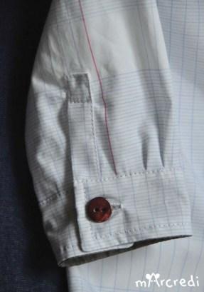 chemise ecolier manche