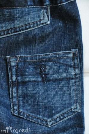 jeans light pocket