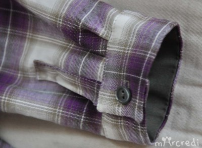 chemise street cuff