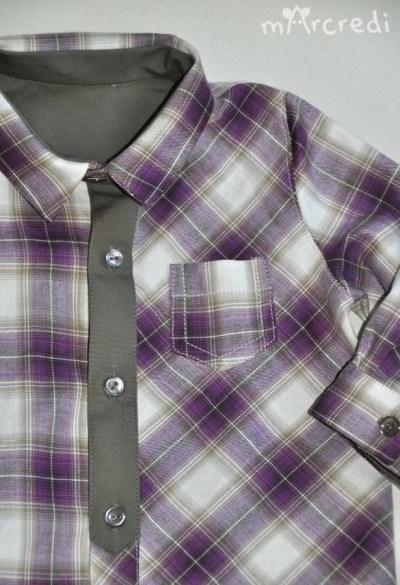 chemise street placket