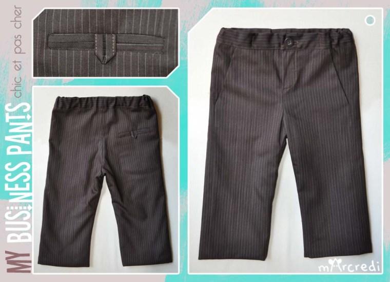 pants rayures