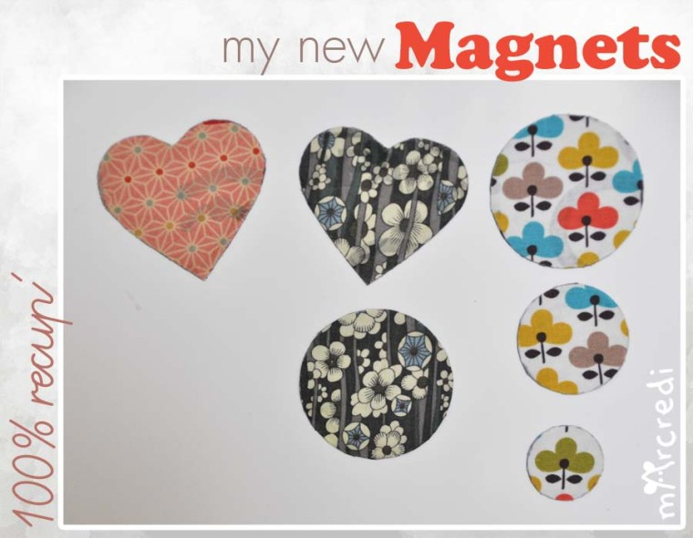 magnets recup