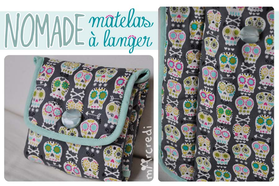 mexican skulls version matelas langer nomade. Black Bedroom Furniture Sets. Home Design Ideas