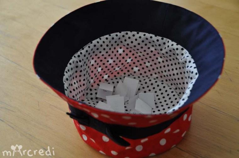 concours bavoir hat