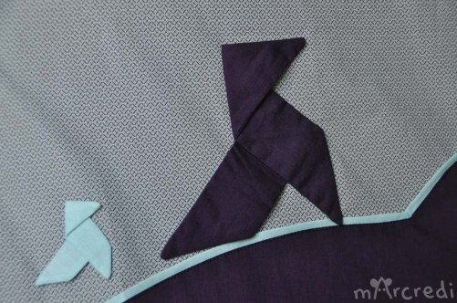 turbulette origami cocottes