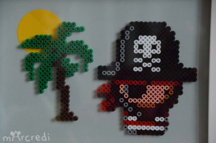 pirate hama beard