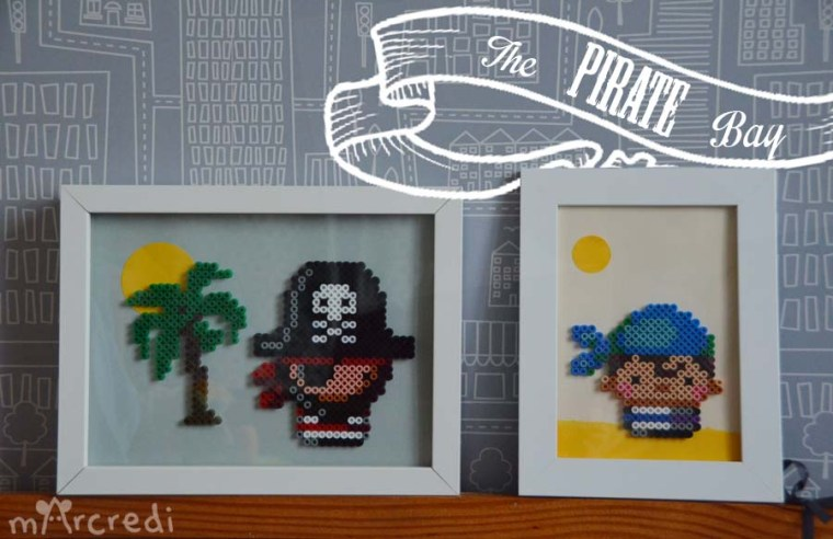 pirate hama