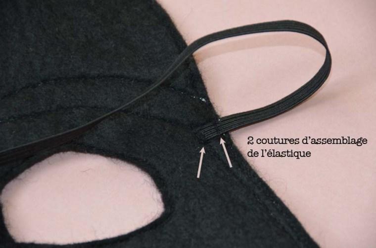 masque dark vador elastic