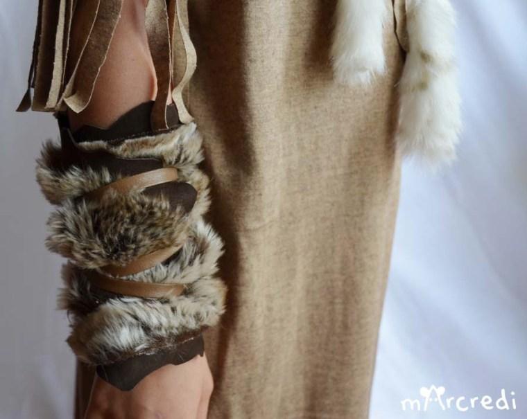 costume indienne bracelet