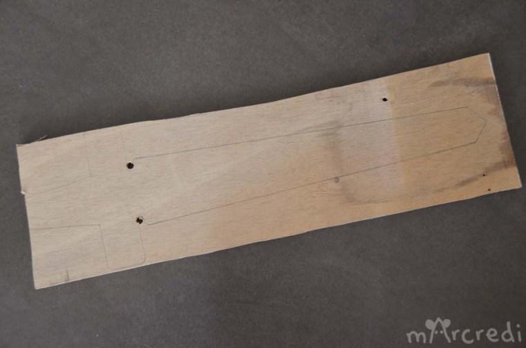 épée bois E4