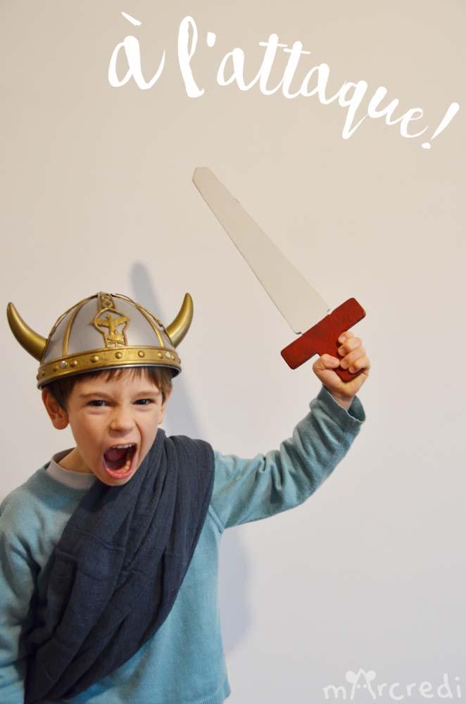 épée bois