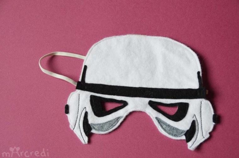 masque stormtrooper felt