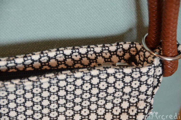 sac maitresse zip