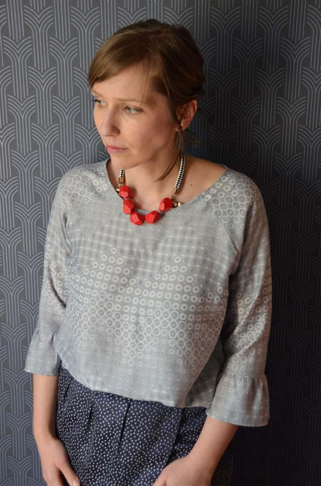 blouse stockholm marcredi