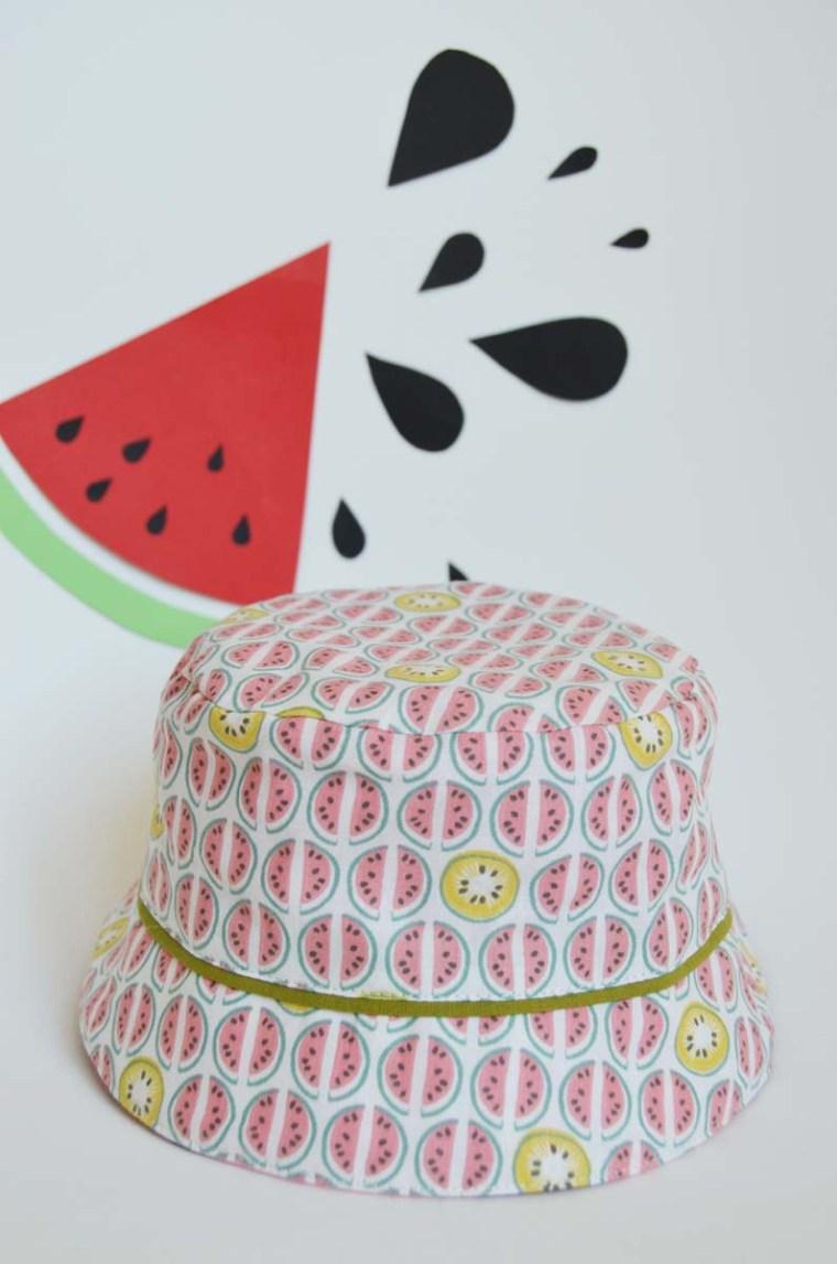chapeau pastèque1