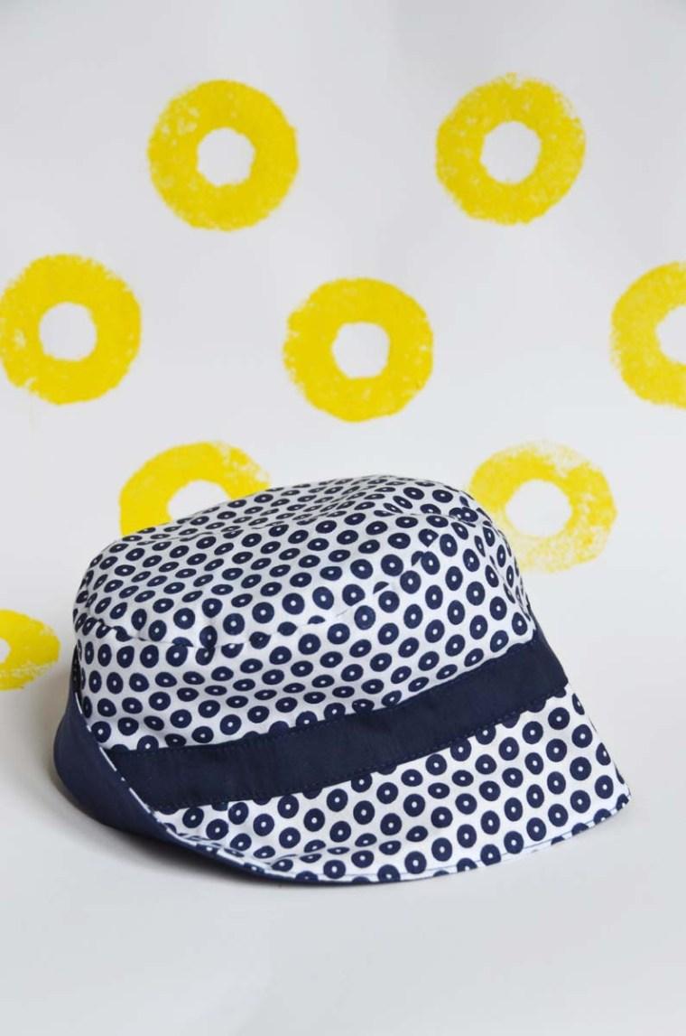 chapeau rond navy2