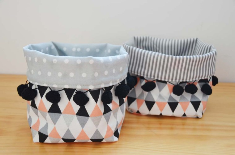 vide-poche-rangements-pompon-triangles-twins